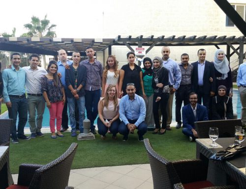 Eid Company Gathering at Bristol Hotel / Amman